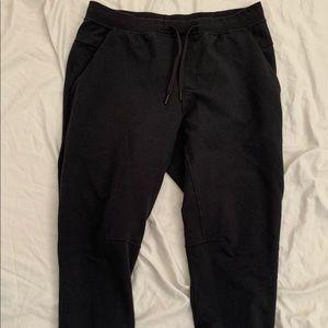 Men's Lululemon City Sweat Joggers BLK size XL